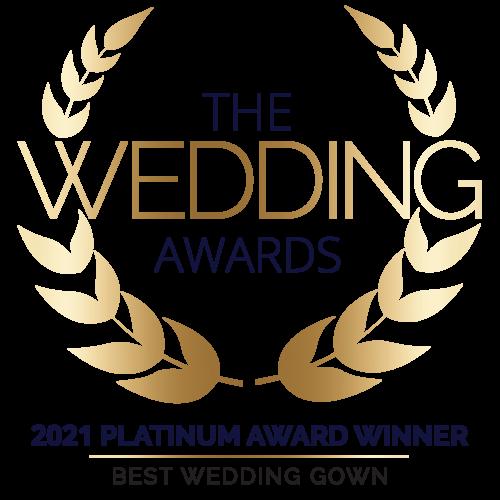 Revelle Bridal - 2021 Platinum Award Winner Best Bridal Gown