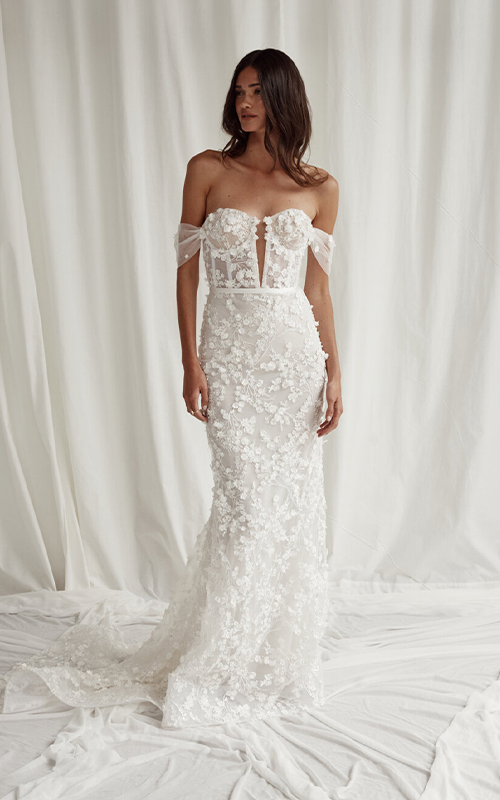 Revelle Bridal Boutique Ottawa - Bridal Dress Collections - Love Honor