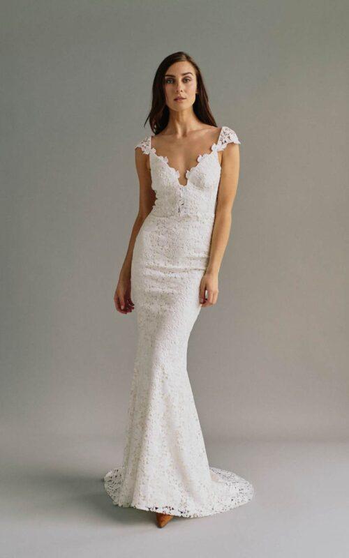 Revelle Bridal Boutique Ottawa - Laudae - Santorini