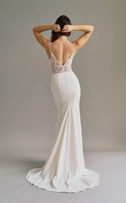 Revelle Bridal Boutique Ottawa - Laudae - Sarajevo Back