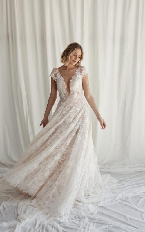 Revelle Bridal Boutique Ottawa - Love Honor - Angel