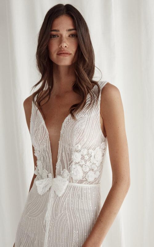 Revelle Bridal Boutique Ottawa - Love Honor - Noa Detail