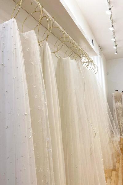 Veil Rack - Revelle Bridal